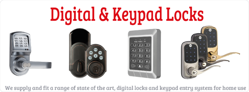 keyless entry & digital locks auckland