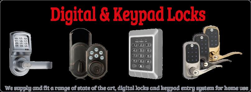 keyless entry & digital locks auckland