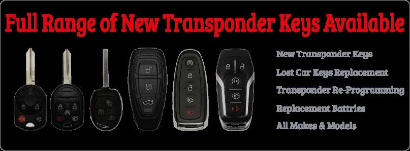 transponder keys auckland